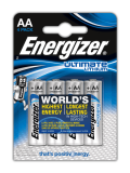 Energizer Ultimate Lithium AA LR6/4 (4ks)
