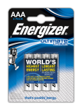 Energizer Ultimate Lithium AAA LR03/4 (4ks)