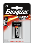 Energizer Alkaline Power 9V 6LR61 (1ks)