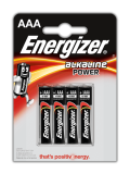Energizer Alkaline Power AAA LR03/4 (4ks)