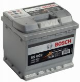 Autobaterie Bosch S5, 12V, 54Ah, 530A, 0 092 S50 020