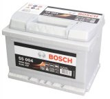Autobaterie Bosch S5, 12V, 61Ah, 600A, 0 092 S50 040