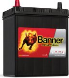 Autobaterie Banner Power Bull 12V, 40Ah, 300A, P40 27