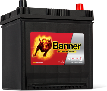 Autobaterie Banner Power Bull 12V, 50Ah, 420A, P50 41