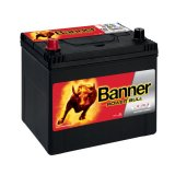 Autobaterie Banner Power Bull 12V, 60Ah, 480A, P60 69