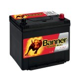Autobaterie Banner Power Bull 12V, 60Ah, 510A, P60 62