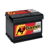Autobaterie Banner Power Bull 12V, 60Ah, 540A, P60 09