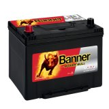 Autobaterie Banner Power Bull 12V, 70Ah, 570A, P70 24
