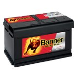 Autobaterie Banner Power Bull 12V, 80Ah, 700A, P80 14