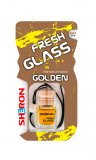 Sheron Osvěžovač Fresh Glass Golden, 6ml