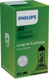 Žárovka Philips H7, LongLife EcoVision 12972LLECOC1