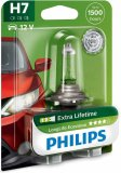 Žárovka Philips H7, LongLife EcoVision 12972LLECOB1
