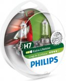 Žárovka Philips H7, LongLife EcoVision 12972LLECOS2
