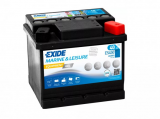 Trakční baterie Exide Equipment GEL 12V, 40Ah, ES450