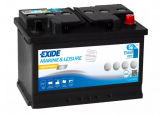 Trakční baterie Exide Equipment GEL 12V, 56Ah, ES650