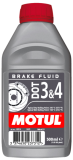 Motul DOT 3&4 Brake Fluid, 500ml